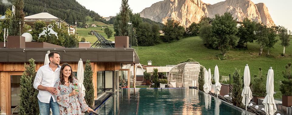 Abinea Dolomiti Romantic SPA Hotel - SPA Hotel sulle Dolomiti dell' Alto Adige