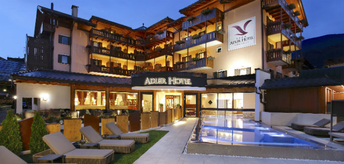 Hotel Trentino Sulle Piste Con Piscina
